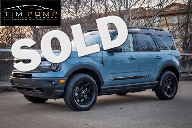 2021 Ford Bronco Sport First Edition | Memphis, Tennessee | Tim Pomp - The Auto Broker in Memphis Tennessee