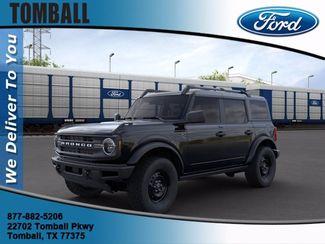 2021 Ford Bronco Black Diamond in Tomball, TX 77375