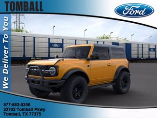 2021 Ford Bronco Wildtrak in Tomball, TX 77375