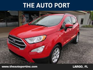 2021 Ford EcoSport SE in Largo, Florida 33773