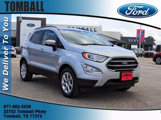 2021 Ford EcoSport SE in Tomball, TX 77375