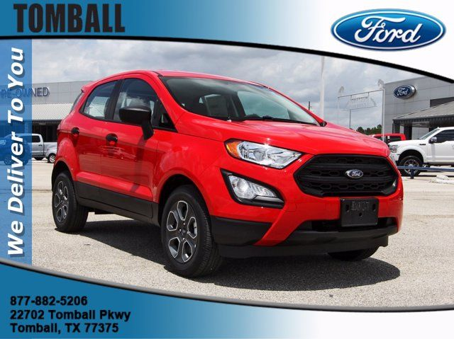 2021 Ford EcoSport S in Tomball, TX 77375