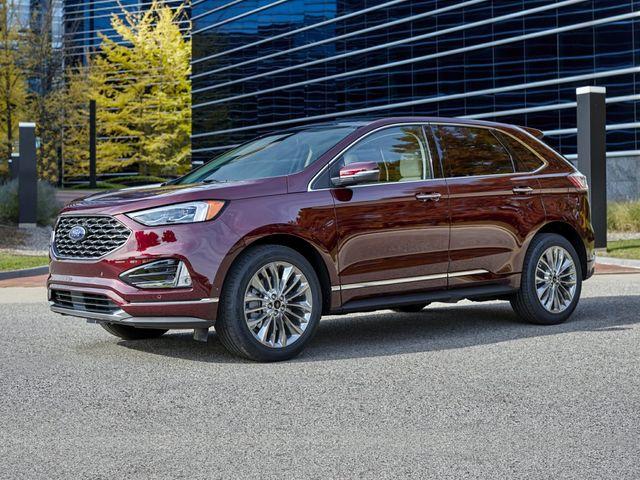 2021 Ford Edge SEL Madison, NC 0
