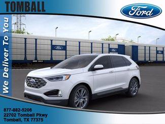 2021 Ford Edge Titanium in Tomball, TX 77375