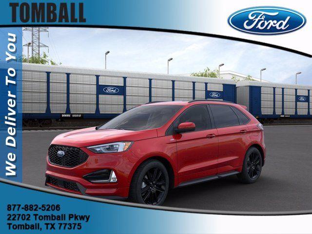 2021 Ford Edge ST-Line