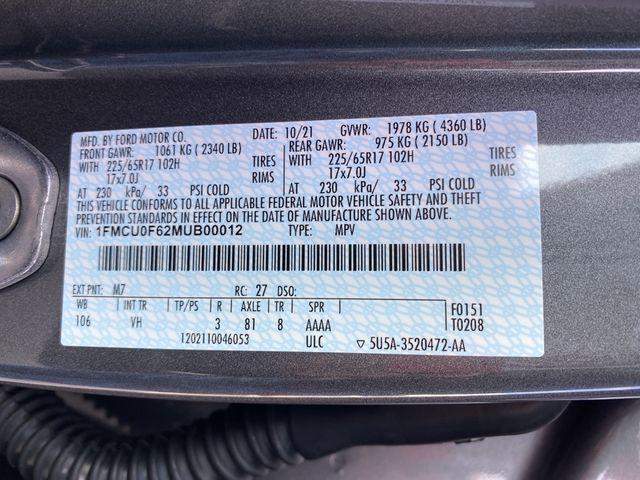2021 Ford Escape S Madison, NC 31