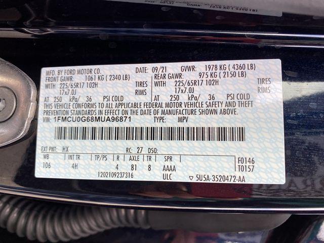 2021 Ford Escape SE Madison, NC 36