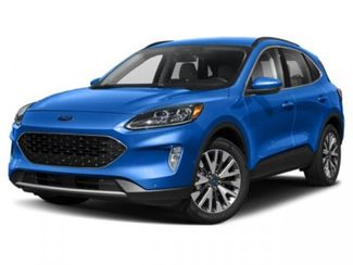 2021 Ford Escape Titanium Hybrid in Tomball, TX 77375