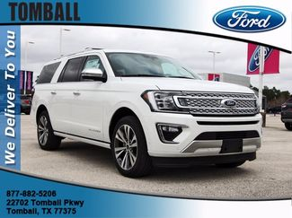 2021 Ford Expedition Max Platinum in Tomball, TX 77375