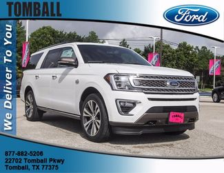 2021 Ford Expedition Max King Ranch in Tomball, TX 77375