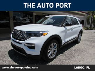 2021 Ford Explorer Limited W/NAVI in Largo, Florida 33773