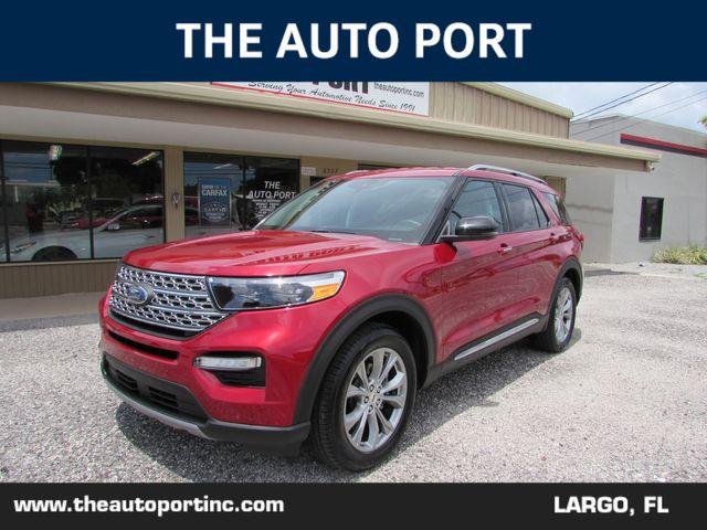 2021 Ford Explorer Limited W/NAVI