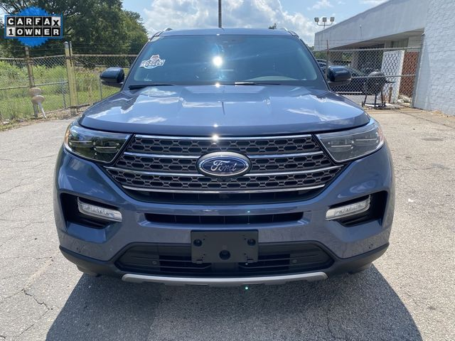 2021 Ford Explorer King Ranch Madison, NC 6