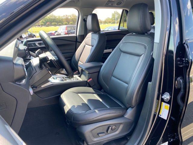2021 Ford Explorer XLT Madison, NC 26