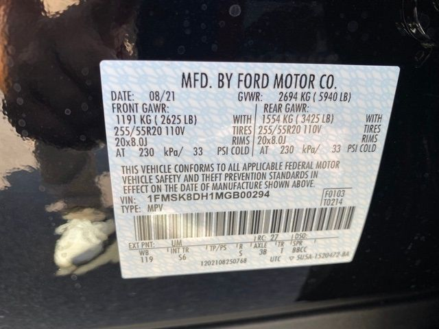 2021 Ford Explorer XLT Madison, NC 39