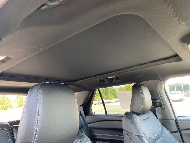 2021 Ford Explorer ST Madison, NC 17