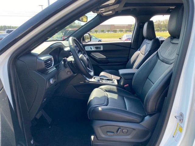 2021 Ford Explorer ST Madison, NC 25