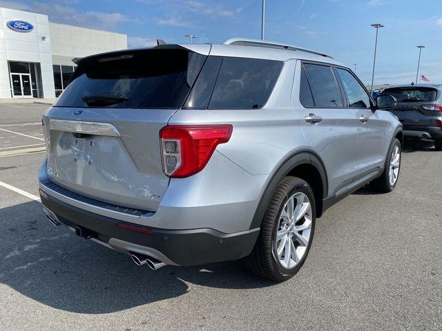 2021 Ford Explorer Platinum Madison, NC 1
