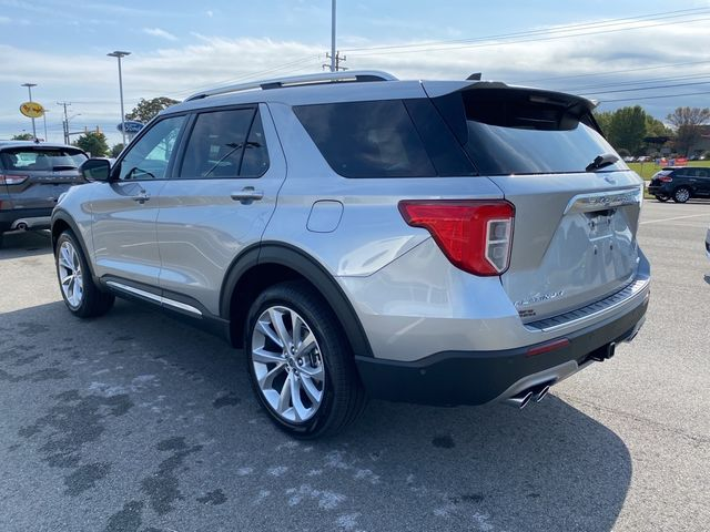 2021 Ford Explorer Platinum Madison, NC 3