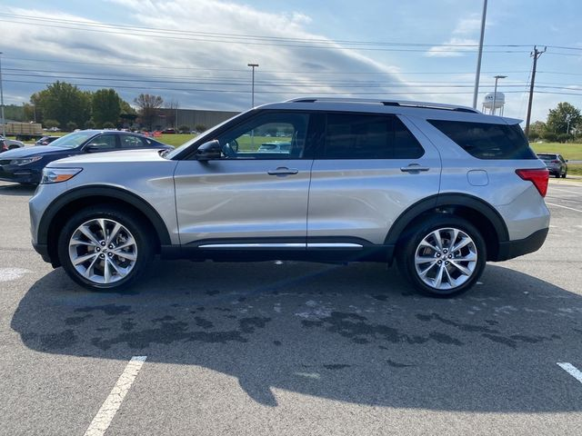 2021 Ford Explorer Platinum Madison, NC 4
