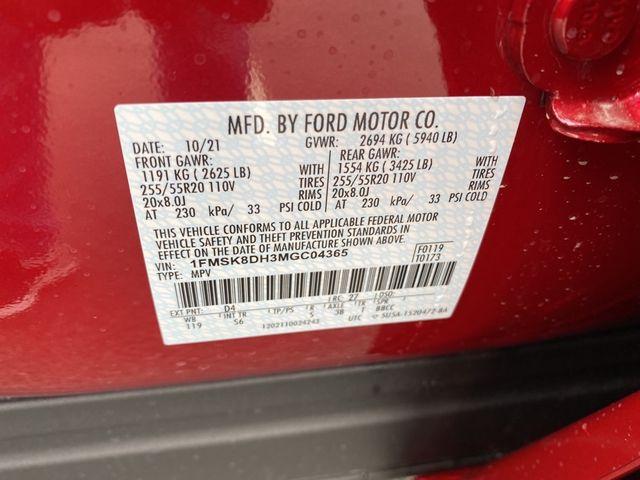 2021 Ford Explorer XLT Madison, NC 37