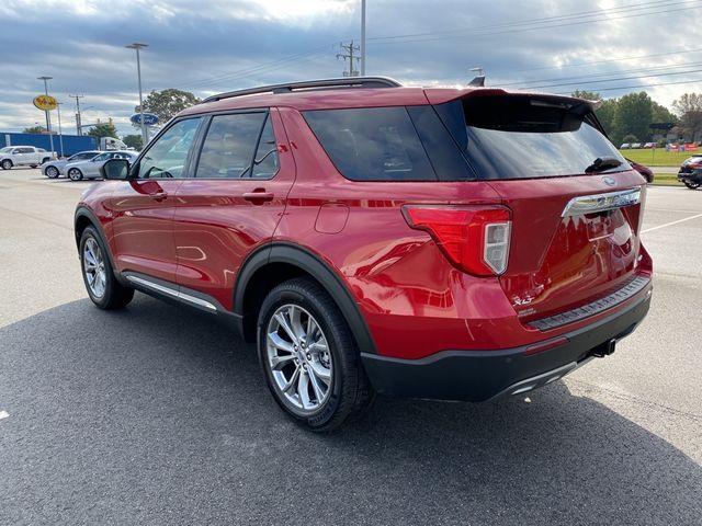 2021 Ford Explorer XLT Madison, NC 3