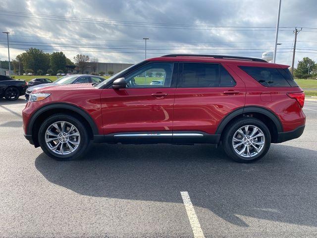 2021 Ford Explorer XLT Madison, NC 4