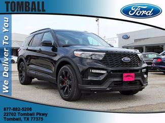 2021 Ford Explorer ST in Tomball, TX 77375