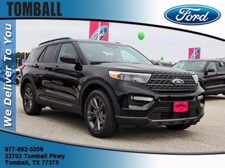 2021 Ford Explorer XLT in Tomball, TX 77375