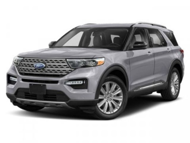 2021 Ford Explorer Platinum in Tomball, TX 77375