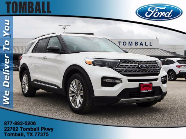 2021 Ford Explorer Limited