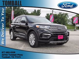 2021 Ford Explorer Limited in Tomball, TX 77375