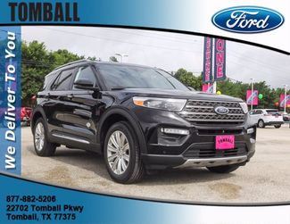2021 Ford Explorer King Ranch in Tomball, TX 77375
