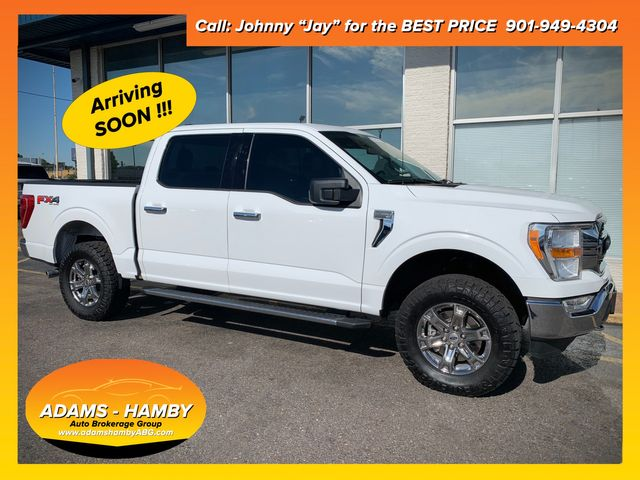 2021 Ford F-150 XLT FX4 4x4 with LOTS of Factory Warranty in Memphis, TN 38115