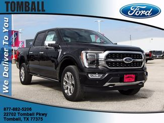 2021 Ford F-150 Platinum in Tomball, TX 77375