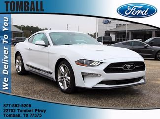 2021 Ford Mustang EcoBoost Premium in Tomball, TX 77375