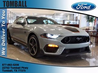 2021 Ford Mustang Mach 1 in Tomball, TX 77375