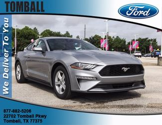 2021 Ford Mustang EcoBoost in Tomball, TX 77375