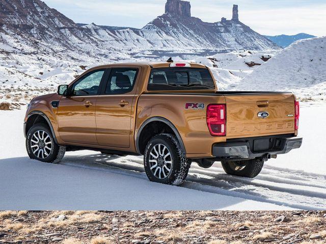 2021 Ford Ranger Madison, NC 0