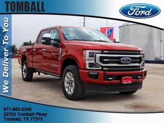 2021 Ford Super Duty F-250 Pickup Platinum in Tomball, TX 77375