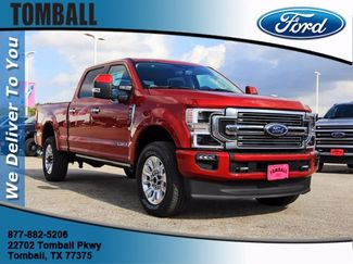 2021 Ford Super Duty F-250 Pickup Limited in Tomball, TX 77375
