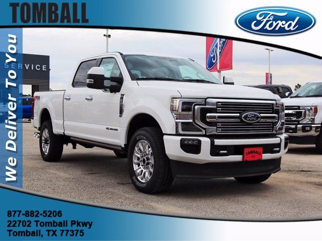 2021 Ford Super Duty F-250 Pickup Limited