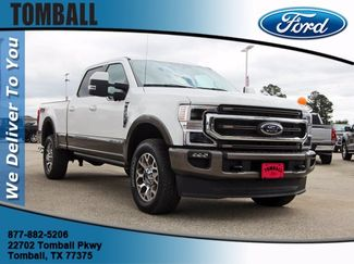 2021 Ford Super Duty F-250 Pickup King Ranch in Tomball, TX 77375