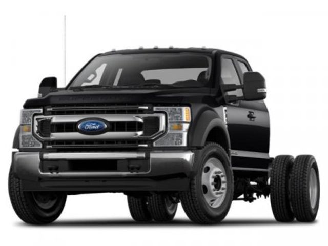 2021 Ford Super Duty F-350 DRW Chassis Cab XL