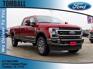 2021 Ford Super Duty F-350 SRW Pickup King Ranch in Tomball, TX 77375