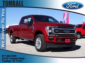 2021 Ford Super Duty F-350 SRW Pickup Platinum in Tomball, TX 77375