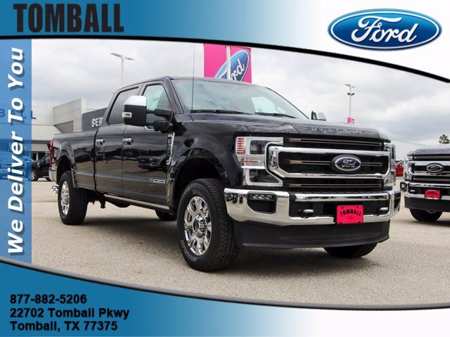 2021 Ford Super Duty F-350 SRW Pickup King Ranch