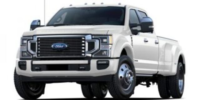 2021 Ford Super Duty F-450 Pickup Platinum