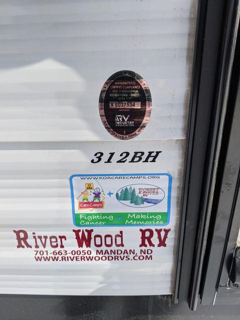 2021 Forest River EAST TO WEST DELLA TERRA DET312BH-W in Mandan, North Dakota 58554