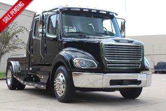 2021 Freightliner M2 112 SPORT SportChassis RHA Big Block Luxury Diesel Hauler in Conroe, TX 77384